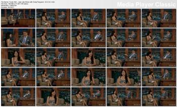 Yunjin Kim - Late Late Show with Craig Ferguson - 6-5-14