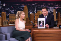 Ashley Benson - At 'The Tonight Show with Jimmy Fallon' in NYC 6/23/16