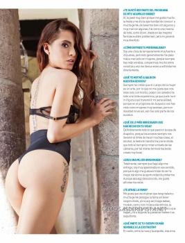 Manelik y Talía Revista H