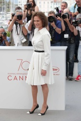 Jacqueline Bisset - Amant Double Photocall Cannes May.27.2017