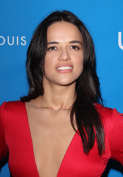 Michelle Rodriguez - 6th Biennial UNICEF Ball @ the Beverly Wilshire Four Seasons Hotel in Beverly Hills - 01/12/16