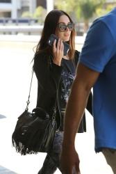 Megan Fox - At LAX Airport 6/21/15