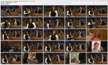 Maya Rudolph - Tonight Show starring Jimmy Fallon - 5-14-14