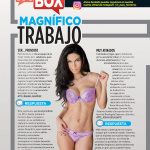 Karime de Acapulco Shore Revista H Febrero 2017 | the4um.com.mx