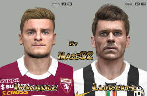 Download PES 2014 Mini FacePack 2 by Maze32