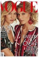Karlie Kloss & Taylor Swift - Vogue magazine March 2015