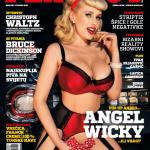 Gatas QB - Angel Wicky Playboy Croácia Novembro 2015