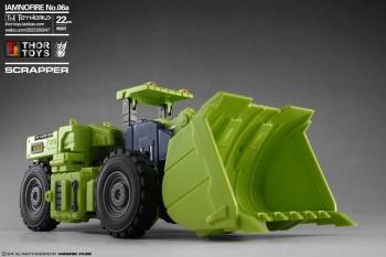 [Toyworld] Produit Tiers - Jouet TW-C Constructor aka Devastator/Dévastateur (Version vert G1 et jaune G2) - Page 5 MBYftuqa