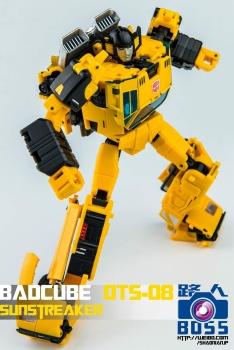 [BadCube] Produit Tiers - OTS-08 Sunsurge (aka Sunstreaker/Solo G1) + OTS-Special 01 Blaze (aka Sunstreaker/Solo Diaclone) - Page 3 D1QK53pt