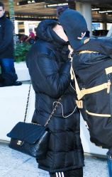Katy Perry - LAX Airport - Feb 13 2015