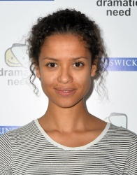 Gugu Mbatha-Raw - The Children's Monologues @ Royal Court Theatre in London - 10/25/15