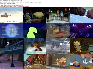 download Tom and Jerry Trick and Treats (2012) DVDRip 600mb mediafire links