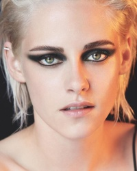 Kristen Stewart - Chanel Makeup Campaign March 2017