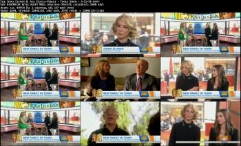 Jenna Elfman & Ava Deluca-Verley - Today Show - 2-25-14
