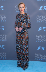 Portia Doubleday - 21st Annual Critics' Choice Awards @ Barker Hangar in Santa Monica - 01/17/15