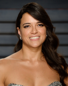 Michelle Rodriguez - 2017 Vanity Fair Oscar Party Hosted By Graydon Carter - February 26th 2017