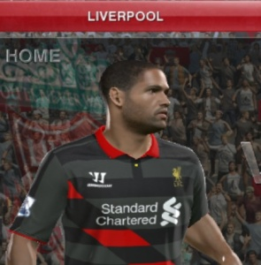 Download PES 2014 Liverpool F.C. 3rd Kits 14-15 by Attila74
