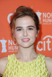 Zoey Deutch - No Kid Hungry Benefit Dinner @ Four Seasons Hotel Los Angeles in Beverly Hills - 10/14/15