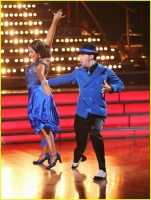 Aly Raisman on Dancing With The Stars - March 25, 2013