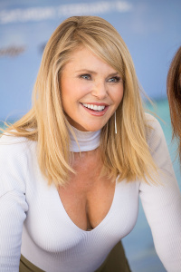Christie Brinkley - VIBES By SI Swimsuit 2017 Launch Festival in Houston - February 18th 2017