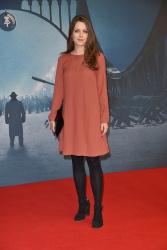 Alice Dwyer - Bridge of Spies World Premiere @ Zoo Palast in Berlin - 11/13/15