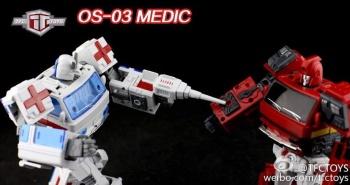 [TFC Toys] Produit Tiers - OS-01 Ironwill (aka Ironhide/Rhino) & OS-03 Medic (aka Ratchet/Mécano) SJzE51R7