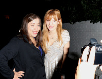 Bella Thorne - at the Chateau Marmont in West Hollywood - 1/8/14