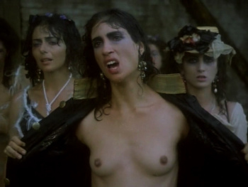 Nackt Antigone Amanitou  Nude Video