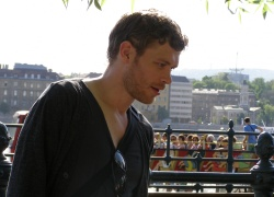 Joseph Morgan - Budapest (Hungary) - April 29, 2012 - 28xHQ MLJV5eJf