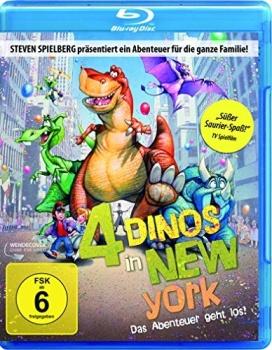 We're Back! Quattro dinosauri a New York (1993) BD-Untouched 1080p AVC DTS HD ENG DTS iTA AC3 iTA-ENG