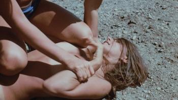 Lily Avidan  nackt