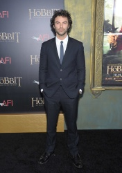 Aidan Turner - 'The Hobbit An Unexpected Journey' New York Premiere, December 6, 2012 - 50xHQ LQ5BdWit