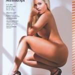 Gatas QB - Aryane Steinkopf Playboy Croácia Setembro 2016