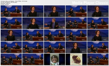 Mary Lynn Rajskub - Conan O'Brien - 8-5-14
