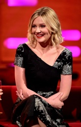 Kirsten Dunst - The Graham Norton Show Series 19 Episode 2