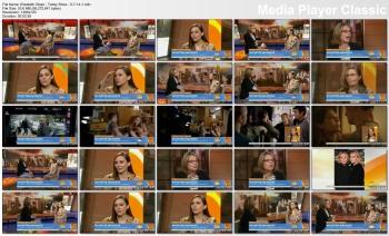 Elizabeth Olsen - Today Show - 5-7-14