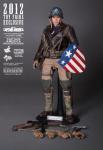 Capitan America - The Avengers 1/6 AF AabS0UXO