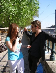 Joseph Morgan - Budapest (Hungary) - April 29, 2012 - 28xHQ 9vWvgiiW