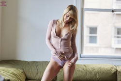 "Sara Jean Underwood - ""Hotel Ma Cherie"" Photoshoot"