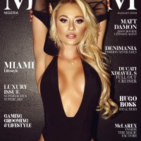 Magazine Maxim Nigeria – August 2016