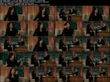 Rosie Perez - Late Late Show with Craig Ferguson - 3-6-14