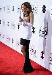 Naya Rivera - 40th Annual People's Choice Awards at Nokia Theatre L.A. 08-01-2014  39x updatet Abrw53iX