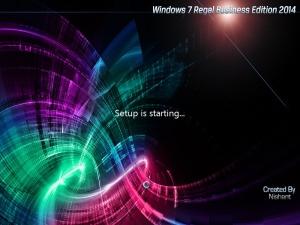 Windows 7 Regal Business Edition 2014 SP1