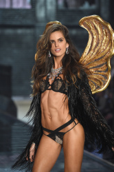 Izabel Goulart - 2015 Victoria's Secret Fashion Show Runway @ Lexington Avenue Armory in NYC - 11/10/15