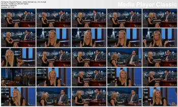 Gwyneth Paltrow - Jimmy Kimmel Live - 9-3-14