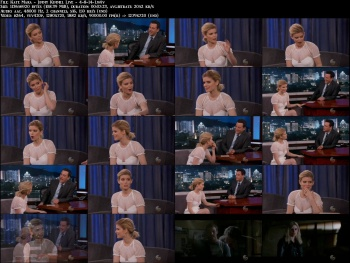 Kate Mara - Jimmy Kimmel Live - 4-8-14