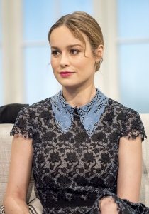 Brie Larson - On 'Lorraine' TV Show in London - March 2nd 2017