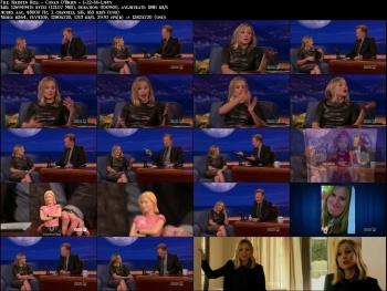 Kristen Bell - Conan O'Brien - 1-22-14