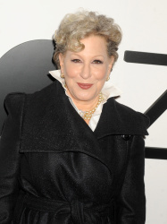 Bette Midler - Jazz At Lincoln Center's Ertegun Atrium & Ertegun Hall Of Fame Grand Reopening @ Jazz at Lincoln Center in NYC - 12/17/15