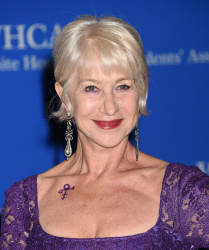 Helen Mirren - 102nd White House Correspondents' Association Dinner @ Washington Hilton in Washington D.C. - 04/30/16